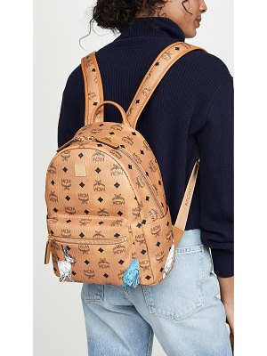 MCM stark hide and seek rabbit backpack