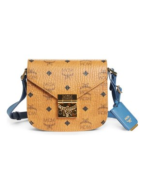 MCM visetos mini shoulder bag