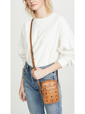 MCM visetos original small crossbody