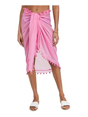 Melissa Odabash pareo cover up skirt