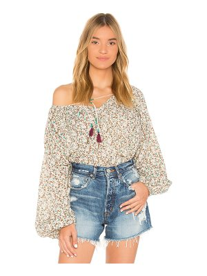 MES DEMOISELLES Woodstock Top