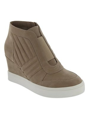 MIA kaleb wedge bootie