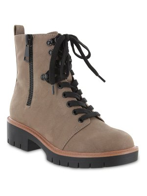 MIA lace-up boot