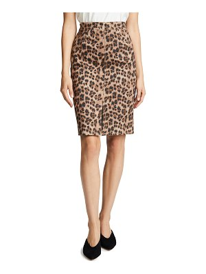 Miaou flo pencil skirt