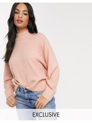 Micha Lounge relaxed sweater-pink