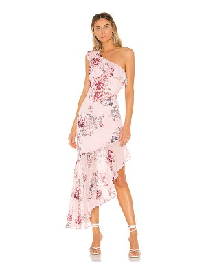 Michael Costello x revolve cole dress