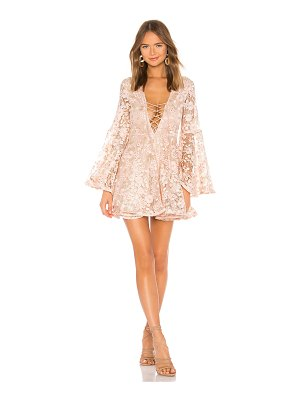 Michael Costello x REVOLVE Daybreak Mini Dress