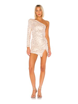 Michael Costello x revolve fabian mini dress