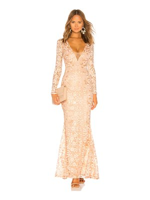 Michael Costello x REVOLVE Genner Gown