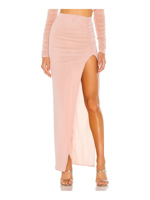 Michael Costello x revolve isobel skirt