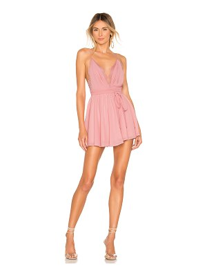 Michael Costello x revolve justin mini dress