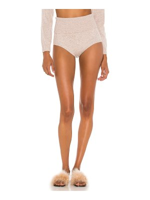 Michael Costello x revolve knit short