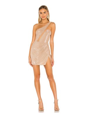Michael Costello x revolve linden mini dress