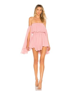 Michael Costello x REVOLVE Malyck Mini Dress