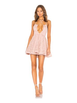 Michael Costello x REVOLVE Morning After Mini Dress