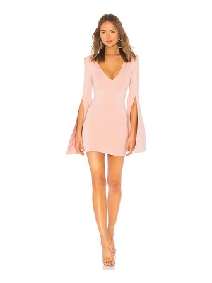 Michael Costello x REVOLVE Moseley Mini Dress