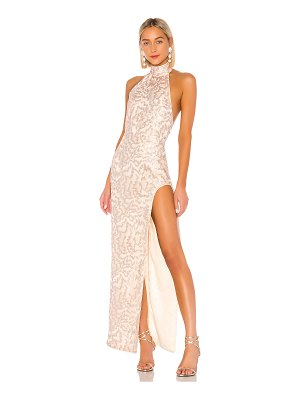 Michael Costello x revolve penelope gown
