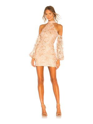 Michael Costello x revolve sole mini dress