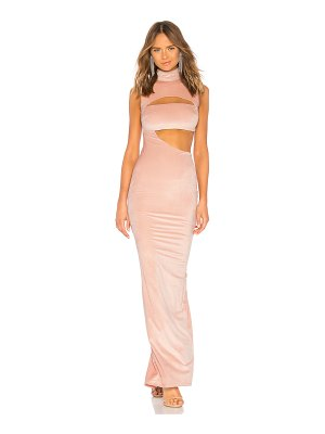 Michael Costello x revolve sonja gown