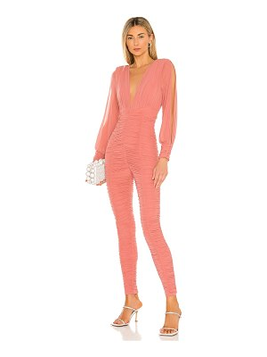 Michael Costello x revolve teagan jumpsuit