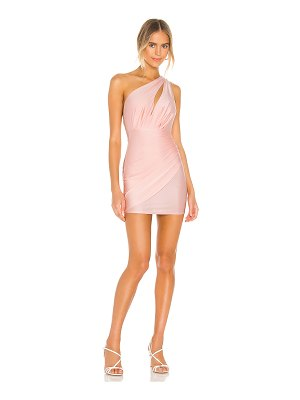 Michael Costello x revolve xu mini dress