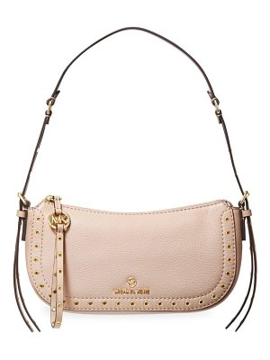 Michael Kors Collection extra-small camden leather shoulder bag