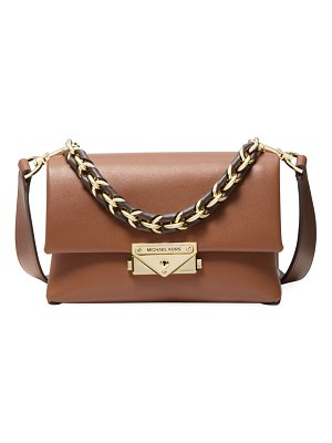 Michael Kors Collection extra-small robin leather shoulder bag