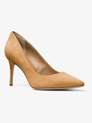 Michael Kors Collection Garner Suede Pump