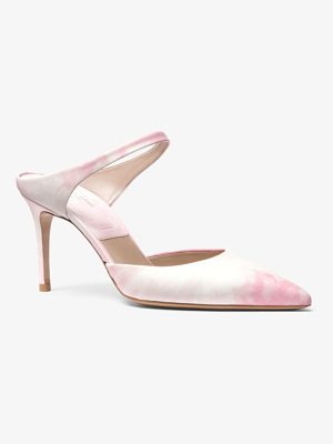 MICHAEL KORS COLLECTION Helene Tie-Dye Leather Pump