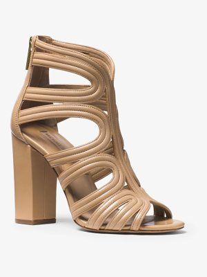 Michael Kors Collection Pamina Calf Leather