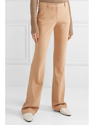 Michael Kors Collection stretch wool-blend flared pants