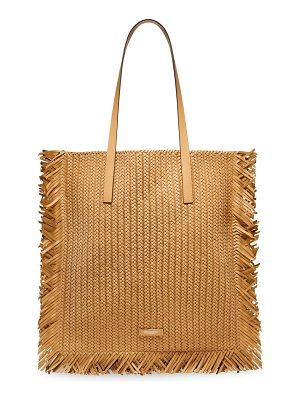 MICHAEL KORS COLLECTION Maldives Leather Tote Bag