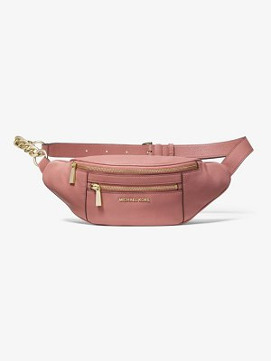 Michael Kors Medium Leather Belt Bag