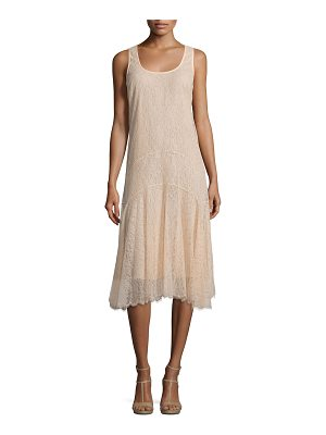 MICHAEL KORS Scoop-Neck A-Line Tank Dress