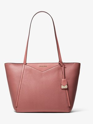 Michael Kors Whitney Large Pebbled Leather Tote