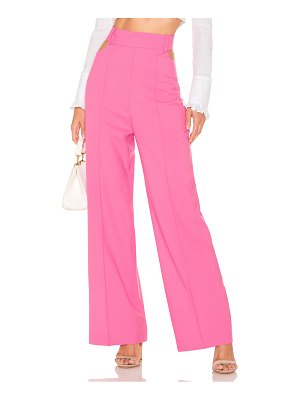 Michael Lo Sordo Side Cut Tailored Pant