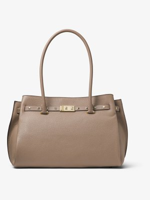 MICHAEL Michael Kors Addison Large Pebbled Leather Tote
