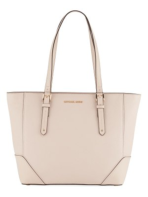 MICHAEL Michael Kors Aria Large Pebble Leather Tote Bag