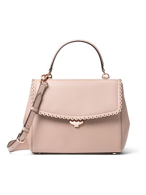MICHAEL Michael Kors Ava Medium Saffiano Satchel Bag