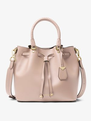 MICHAEL Michael Kors Blakely Leather Bucket Bag
