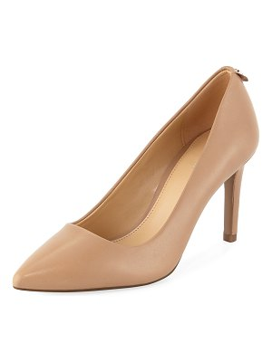 MICHAEL Michael Kors Dorothy Flex 100mm Vintage Leather Pumps