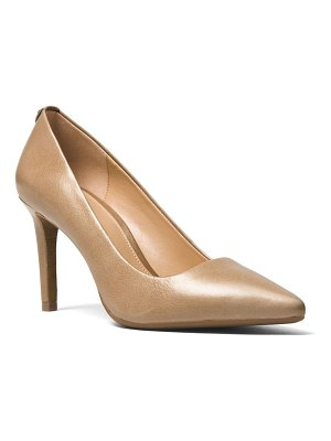 MICHAEL Michael Kors dorothy flex leather pumps