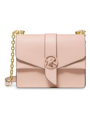 MICHAEL Michael Kors greenwich small leather crossbody bag