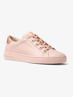 MICHAEL Michael Kors Irving Leather Sneaker