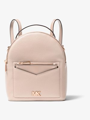 MICHAEL Michael Kors Jessa Small Pebbled Leather Convertible Backpack