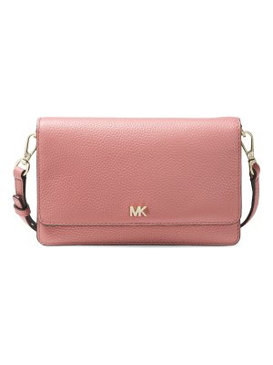 MICHAEL Michael Kors jet set saffiano leather crossbody bag