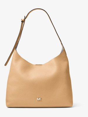 MICHAEL Michael Kors Junie Medium Leather Shoulder Bag