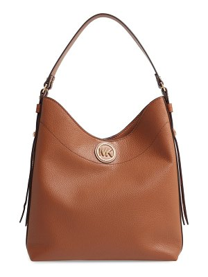 MICHAEL Michael Kors large leather hobo bag