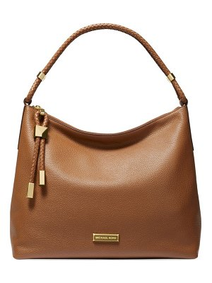 MICHAEL Michael Kors large lexington pebbled leather hobo bag