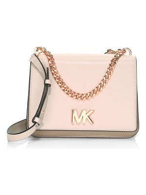MICHAEL Michael Kors leather chain crossbody bag